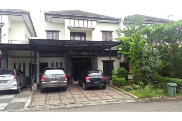 Dijual  Rumah Cluster Rapi Bebas banjir Modernland Tangerang. 15053603