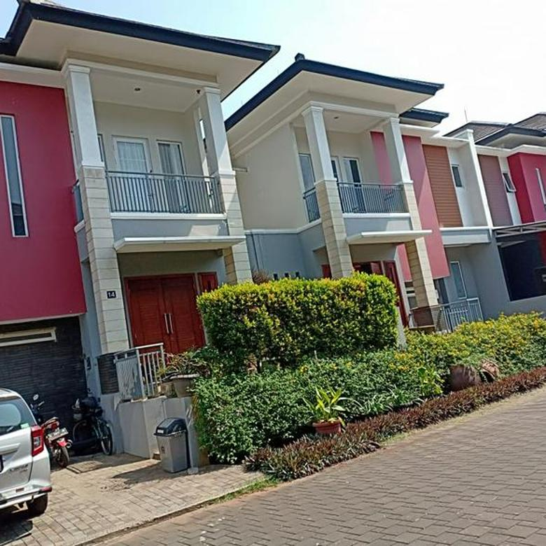 Rumah Second di Townhouse Khafi View Residence Jagakarsa Jakarta Selatan