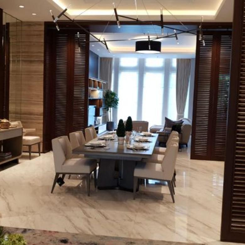 Dijual Apartement Le Parc Thamrin Nine Town Homes Tower 3BR (369sqm) DUPLEX