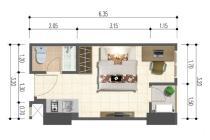 Apartemen-Jakarta Timur-9