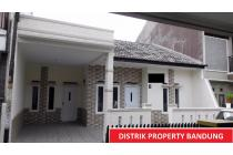 Rumah ada Taman belakang dan 3 K Tdr, di Riung Bandung, Bandung