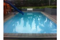 villa puncak 6kamar (kolam private)