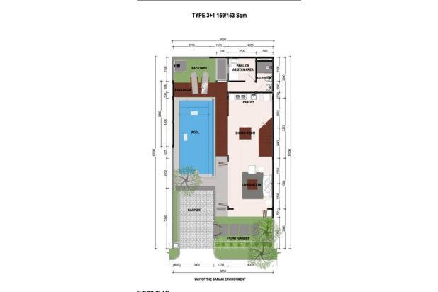 Rp1,91mily Vila Dijual