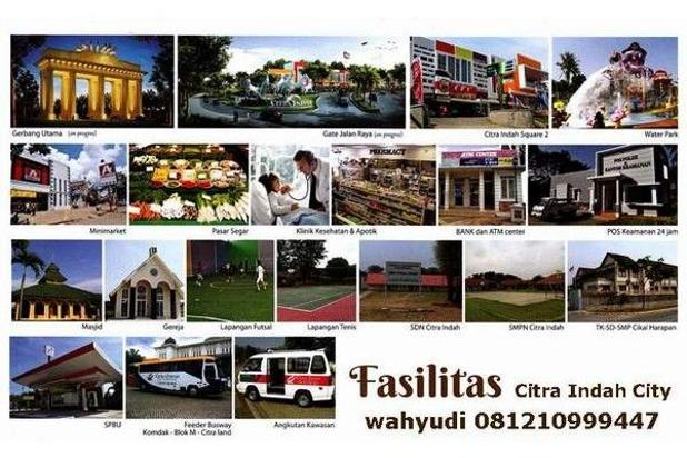 Kavling 440m2 Bukit raya citra indah city 12773208