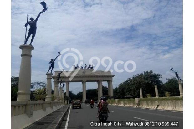 Kavling 440m2 Bukit raya citra indah city 12773211