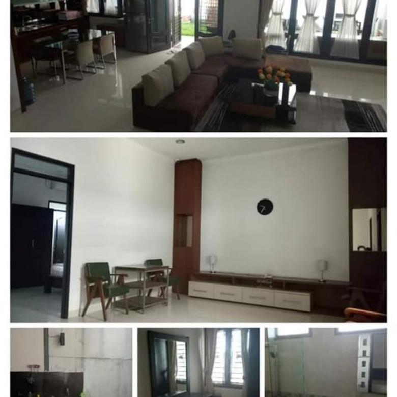 Rumah Modern Minimalis Siap Huni di Mekarwangi Bandung