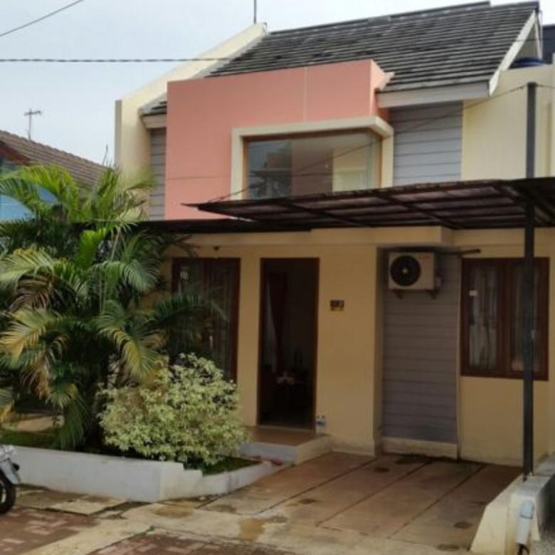 Rumah minimalis di permata timur 2 Curug raya jatiwaringin
