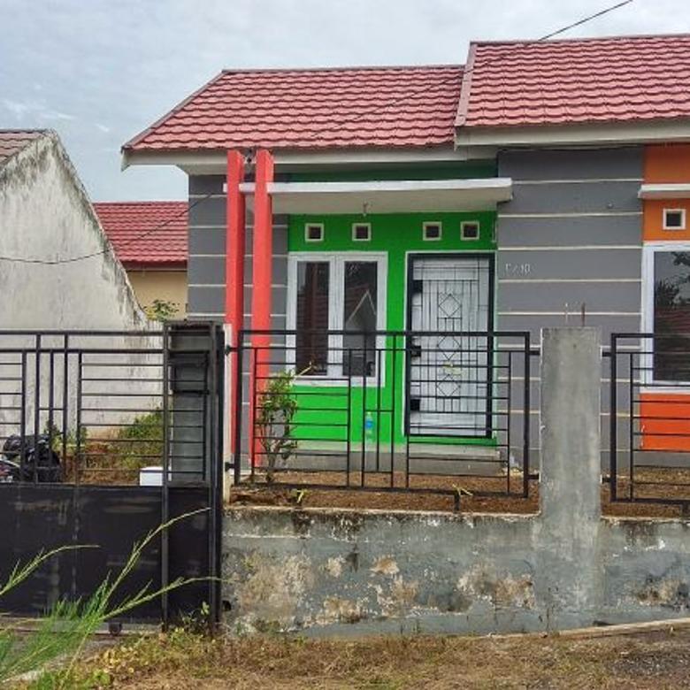 Rumah Minimalis dkt Terminal Alam Barajo Simp Rimbo Kota Jambi