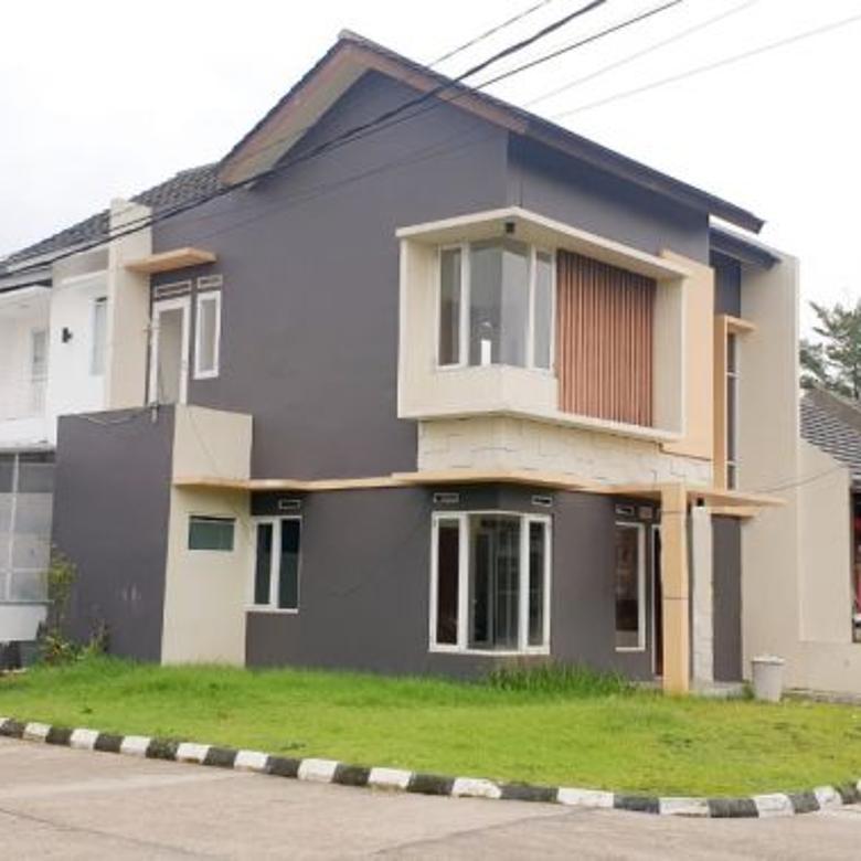 Turun Harga, BU!! Rumah Lux 2Lantai dlm cluster area Arcamanik