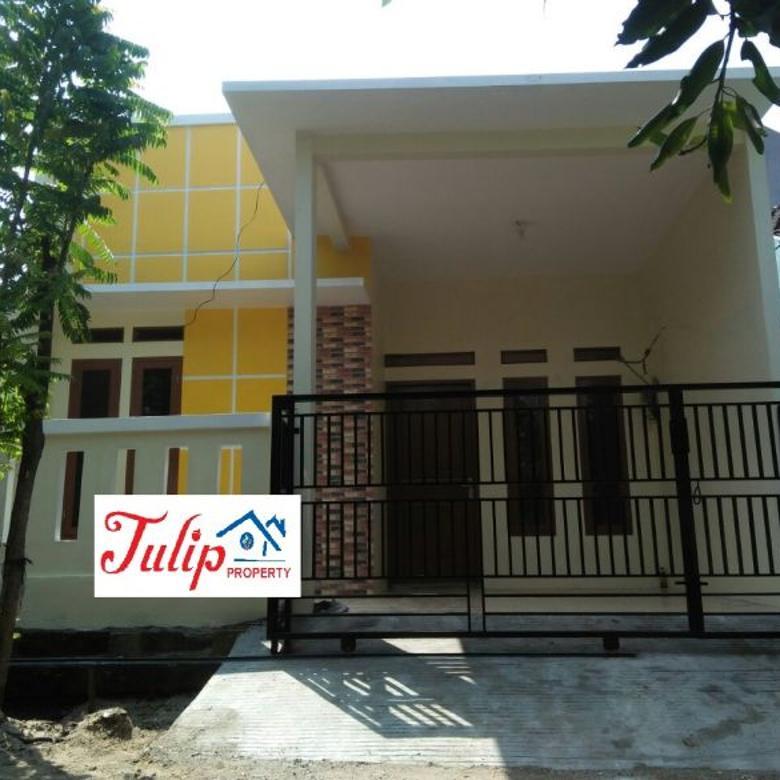 rumah minimalis dan strategis di villa gading harapan