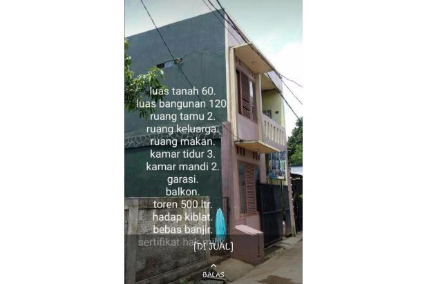 Dijual Rumah Full Furnished Siap Huni di Perumahan Bumi Sawangan Indah 2 13426665