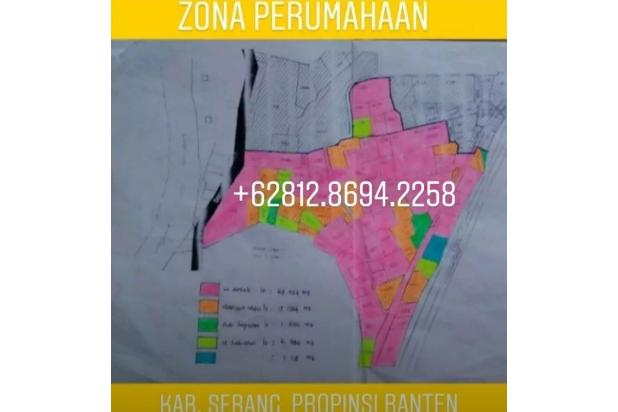 Rp23,4mily Tanah Dijual