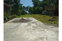 Tanah Murah Tepi Jalan Raya Timur Bandara Kulonprogo SHM Siap AJB