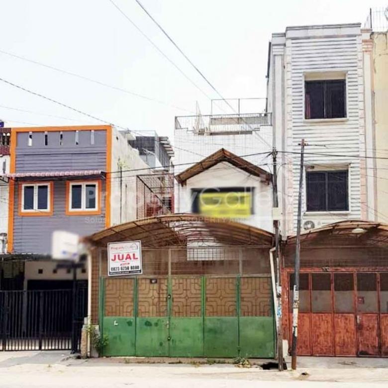 Ruko Jalan Bilal (dekat Jalan Mustafa) Medan