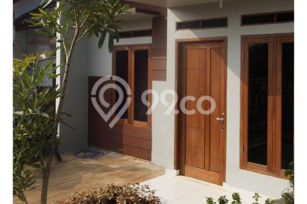 Pilih CLUSTER BEDAHAN Sawangan Rumah Murah 400 Jt-an Depok: KPR 0 % 12898230