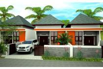 Rumah minimalis dekat area Nusa Dua dan STP Kampial