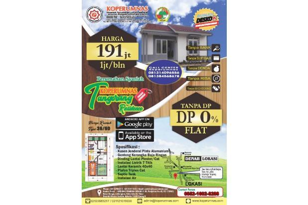 Rp191jt Rumah Dijual