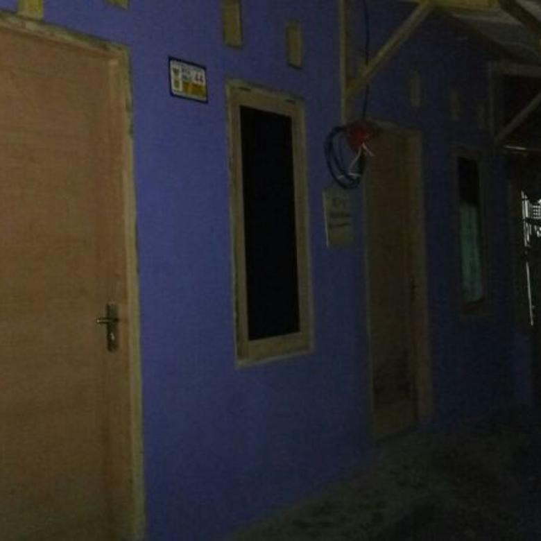 rumah kontrakan 2 pintu di Cileungsi