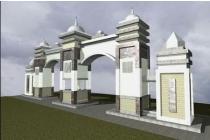 Tanah Kavling PAUDIT AL-AZHAR Jl. BPP