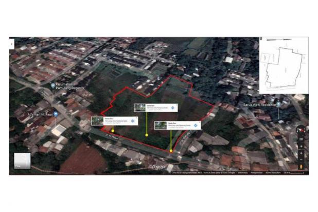 Rp75,2mily Tanah Dijual
