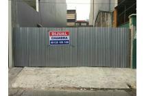 tanah uk 6x20m lokasi bagus di pinggir jalan raya jelambar