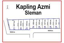 Beli Kavling Taman Azmi DISKON 25 %: Jakal KM 10