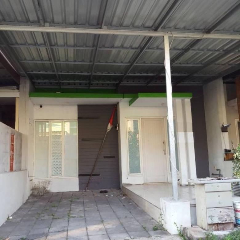 Rumah HGB 1 lantai siap huni di Green Semanggi Mangrove