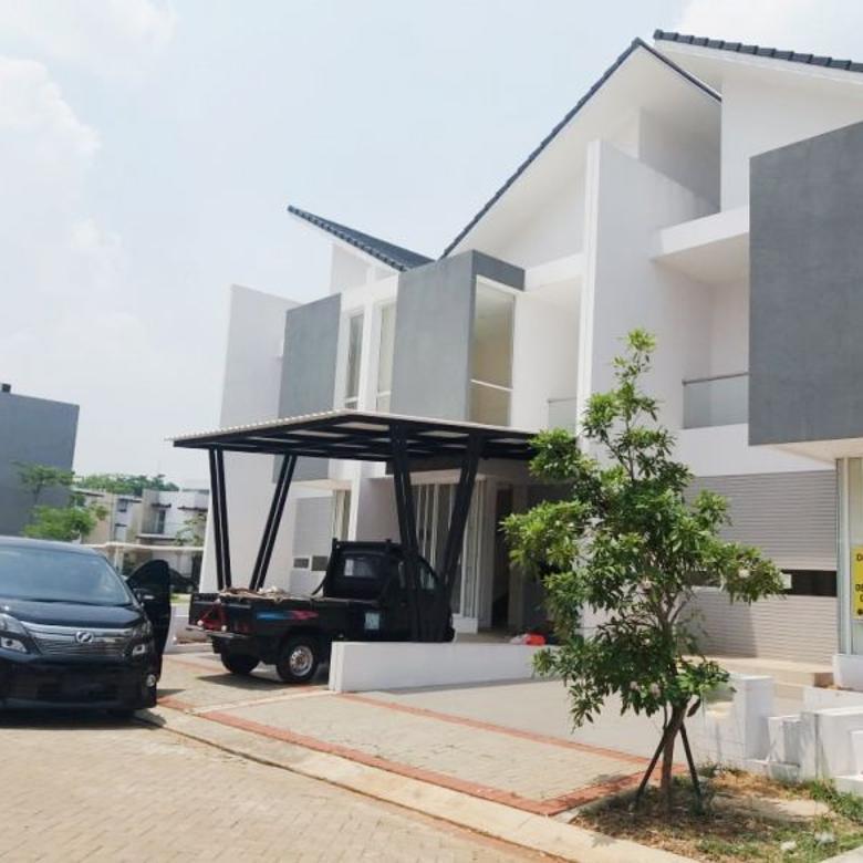 Rumah Bagus Di Discovery Aluvia, Bintaro Jaya Sektor 9