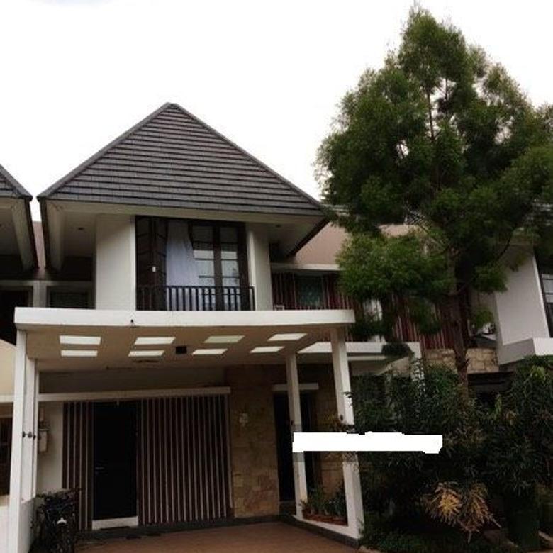 Jual Rumah Green Andara Residence Cinere Lt Lb 150 160 Club House