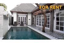 Di Sewakan Villa Full Furnish di Umalas Kerobokan Bali