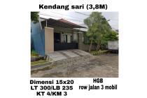 Rumah daerah Kendangsari Surabaya Bebas Banjir Nego