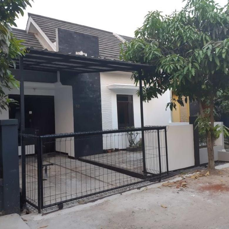Rumah Cluster Metro Margahayu Raya Vila Ilhami Permata
