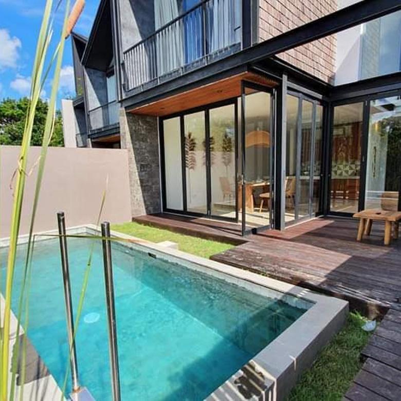 Modern Villa 1 km dari Pantai Berawa,Canggu Bali