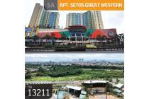 Apartemen Setos Great Western, Tower 2, Tangerang, 51 m², Lt 1