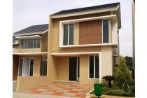 Rumah di Citra Indah City, Orchid 59/160 2 Lantai DP 5%