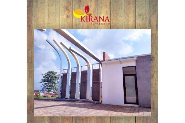 Kirana Sawangan; Rumah Mewah Booking Fee Hanya 500Rb di Sawangan 15894688