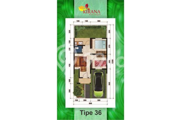 Kirana Sawangan; Rumah Mewah Booking Fee Hanya 500Rb di Sawangan 15894697