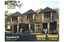 Rumah NEW GRESS Di Rungkut Asri Timur