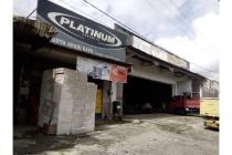 Toko + Gudang + Asset - Lokasi Strategis di Jalan Utama
