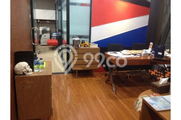 Kantor Full Furnish di Bakrie Tower Office Space dijual murah 8069818