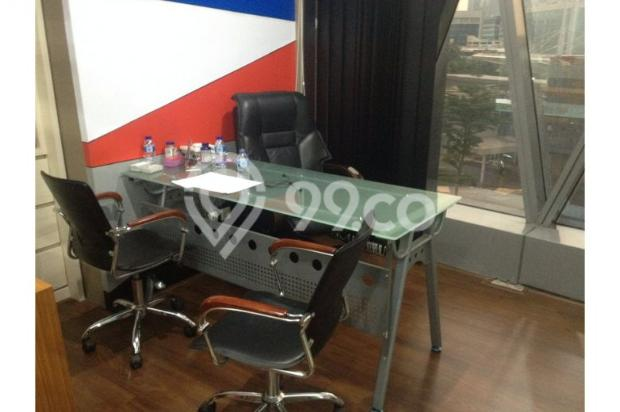 Kantor Full Furnish di Bakrie Tower Office Space dijual murah 8069817