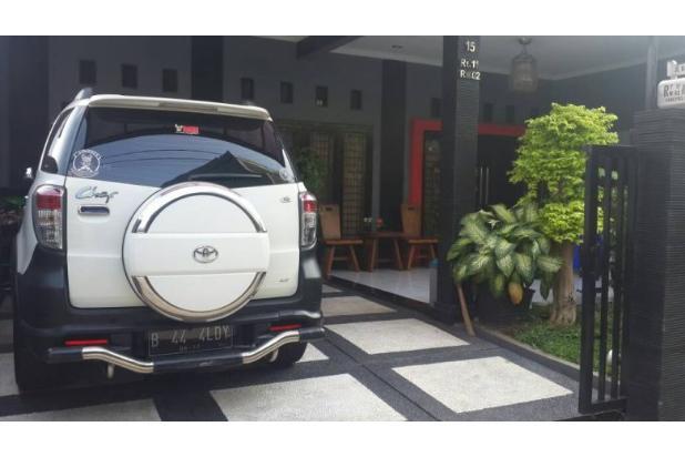 Dijual Rumah Cantik Siap Huni Bintara, Bekasi Barat 13425630