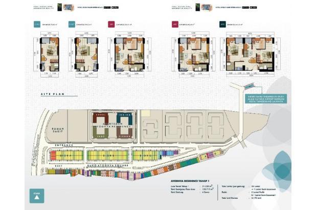 Rp421jt Apartemen Dijual