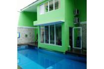Kota Wisata, exclusive, lingkungan tenang dengan kolam renang