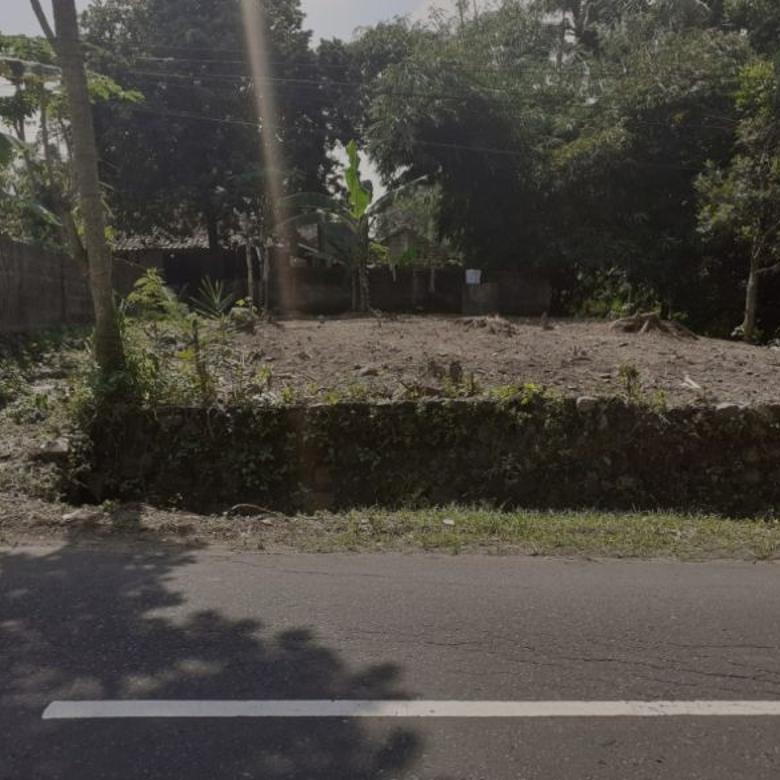 Dijual Tanah SHM Pinggir Jalan, Kawasan Spot Wisata Kaliurang
