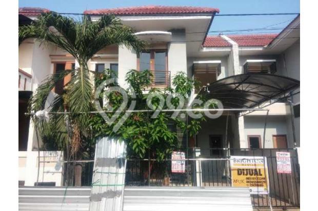 Rumah Siap Huni, Row 4 mobil di Lebak Indah Regency 3955109
