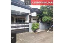 LJHTS/PPP/10771 (For Sale) Rumah Jl. Kebon Raya, Duri Kepa, Jakarta Barat,