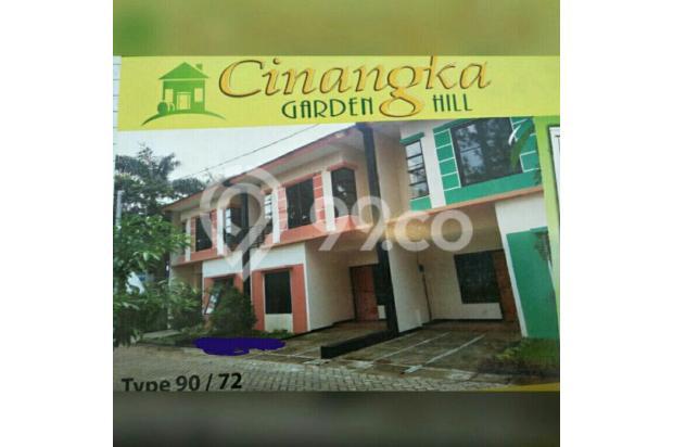 Dijual rumah di perumahan Cinangka Garden Hilss harga promo 15422774