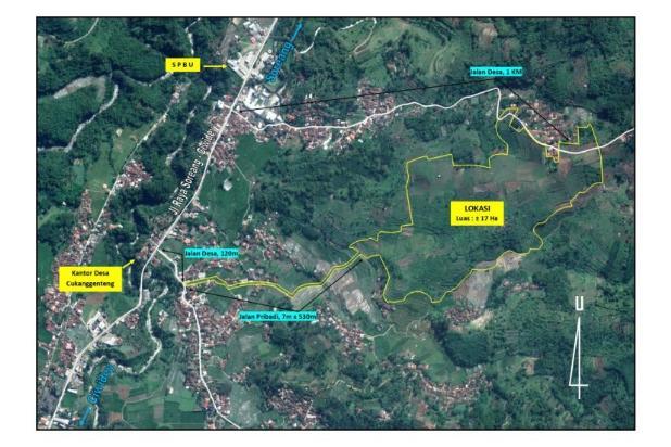Rp102mily Tanah Dijual