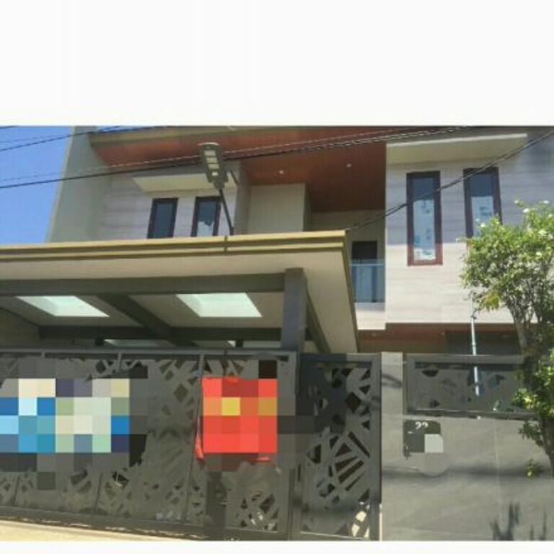 dijual rumah baru minimalis di Klampis Anom,  Wisma Mukti